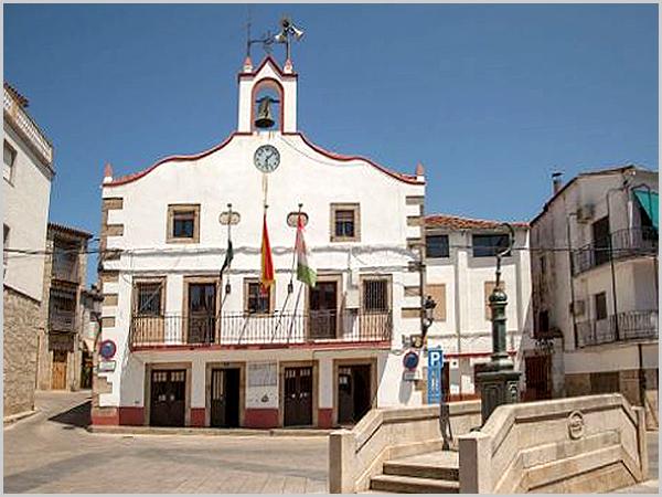 Ayuntamiento de Valverde del Fresno