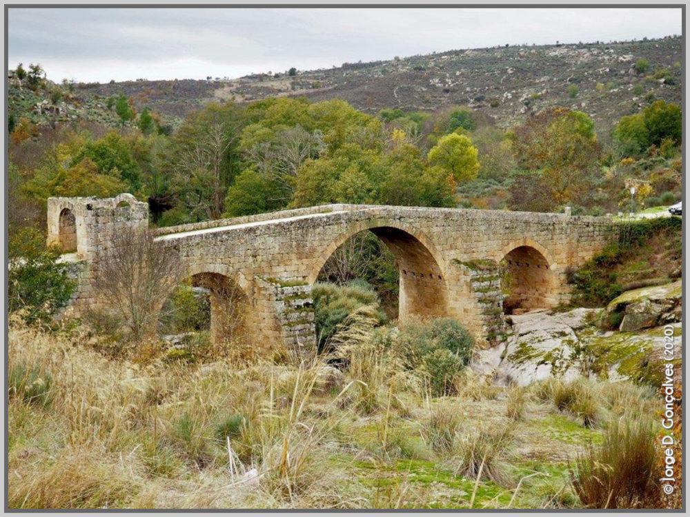 Ponte de Sequeiros em Valongo do Côa (Sabugal)