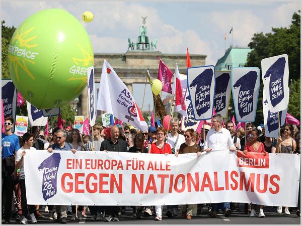 Europa contra os extremismos