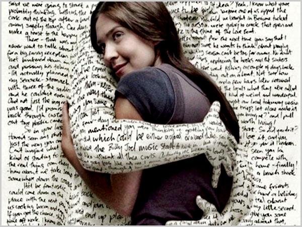 A terapia viciante da escrita