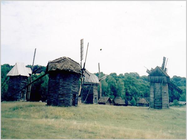 Museu Piragovo ao ar livre