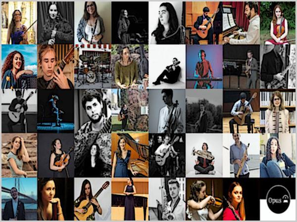 Conservatório: Antigos alunos apoiam novos músicos
