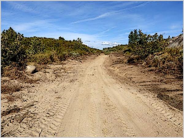 Caminhos rurais do Casteleiro em reparação