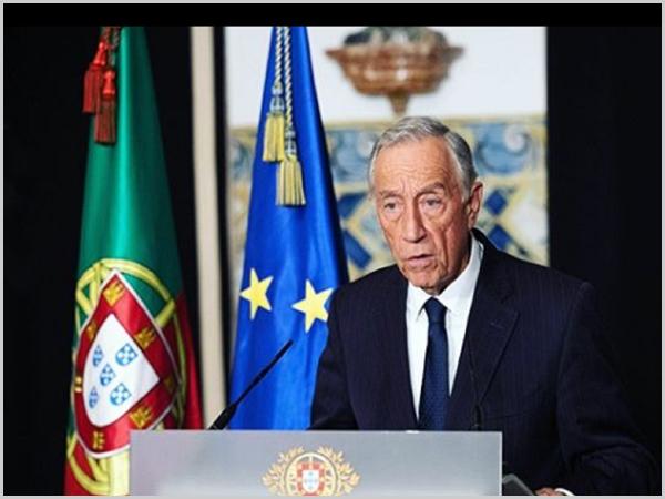 Presidente da República - Marcelo Rebelo de Sousa