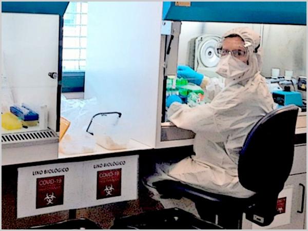 Universidade da Cova da Beira coopera em investigação / Covid