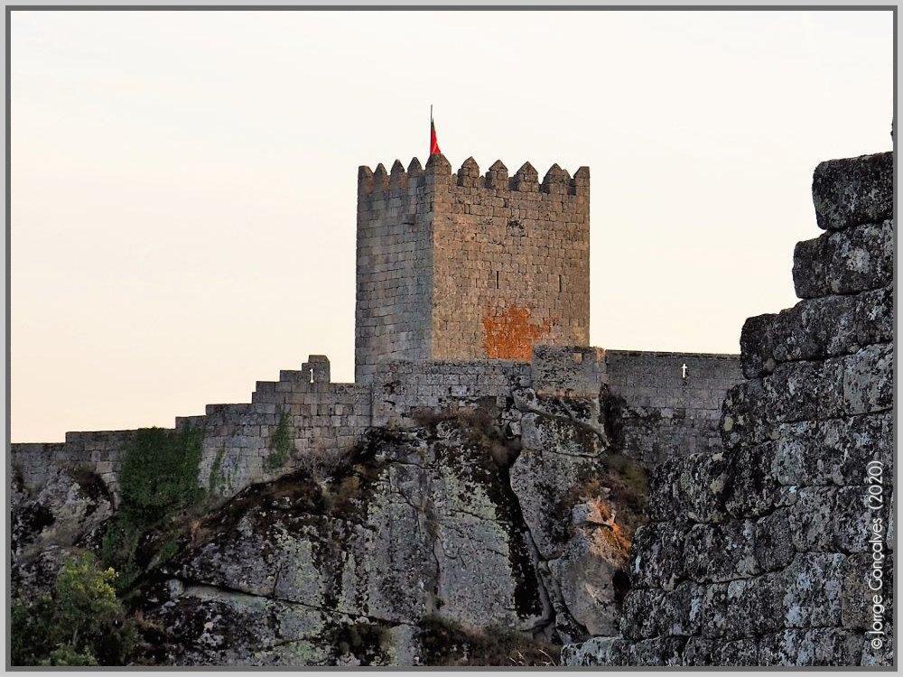 Castelo da Aldeia Histórica de Sortelha