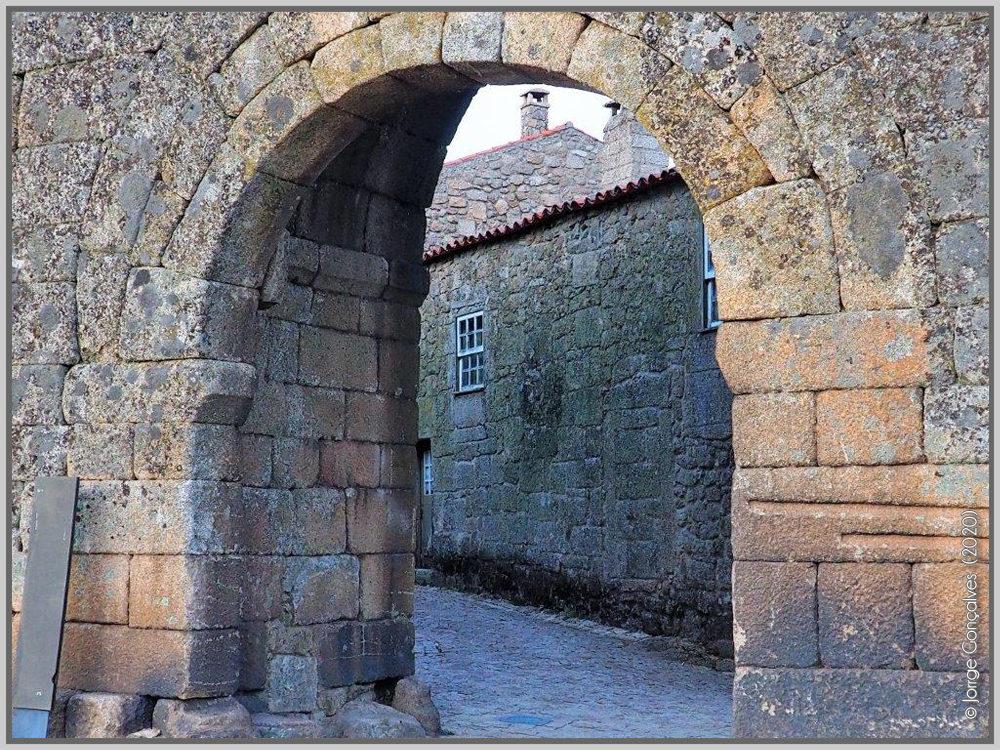 Porta Nova do Castelo de Sortelha - Jorge Gonçalves