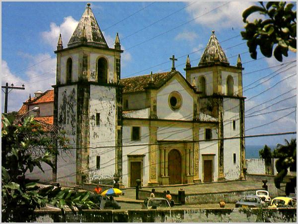 A Sé Catedral de Olinda