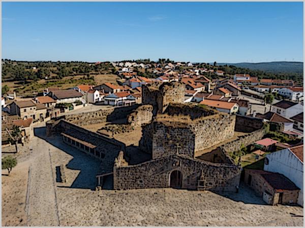 Alfaiates: o Castelo vai ser reabilitado