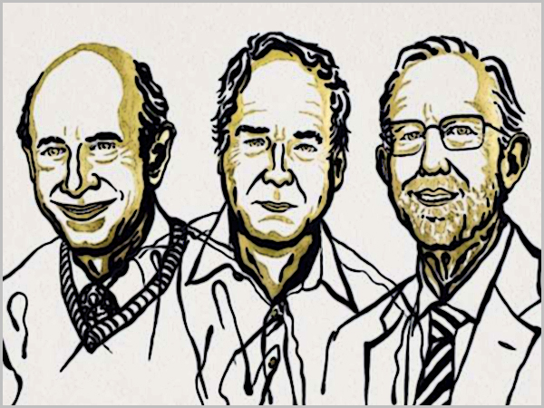Nobel da Medicina para Harvey J. Alter, Charles M. Rice e Michael Houghton