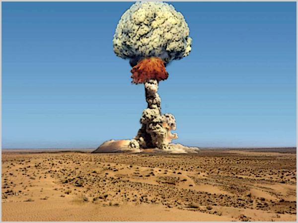 Não às armas nucleares - Tratado Internacional