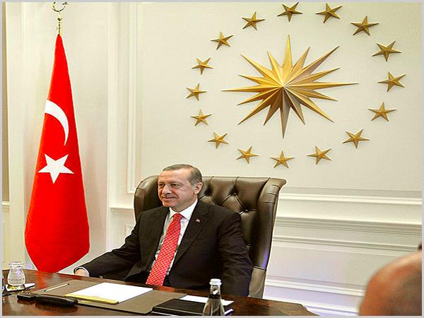 Recep Tayyip Erdoğan – Presidente da Turquia