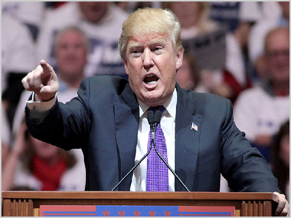 Donald Trump - Presidente dos Estados Unidos da América