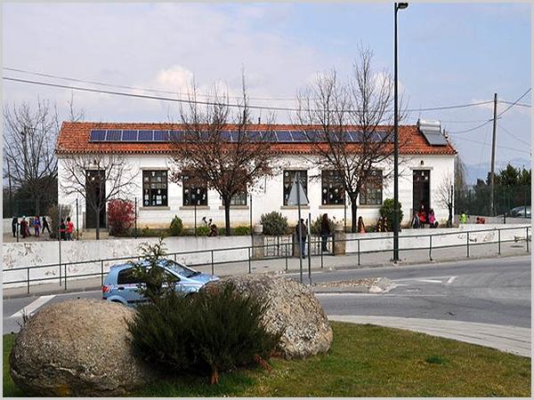 Escola Primária da Aldeia de Joanes