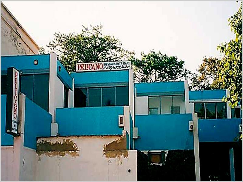 Restaurante Pelicano na Guiné