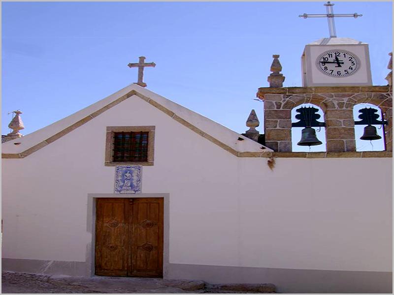 Igreja de Santa Luzia na Bendada - capeiaarraiana.pt