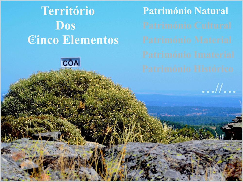 Sabugal - Território dos Cinco Elementos - Património Natural