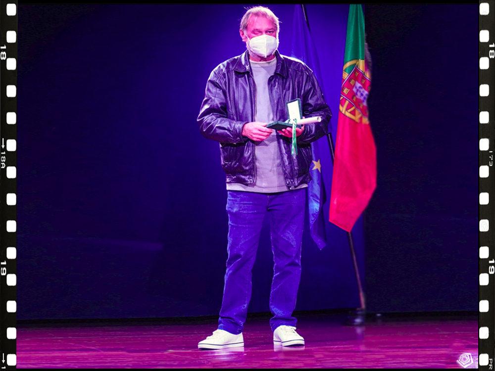 Carlos Carriço homenageado no Dia do Concelho do Sabugal