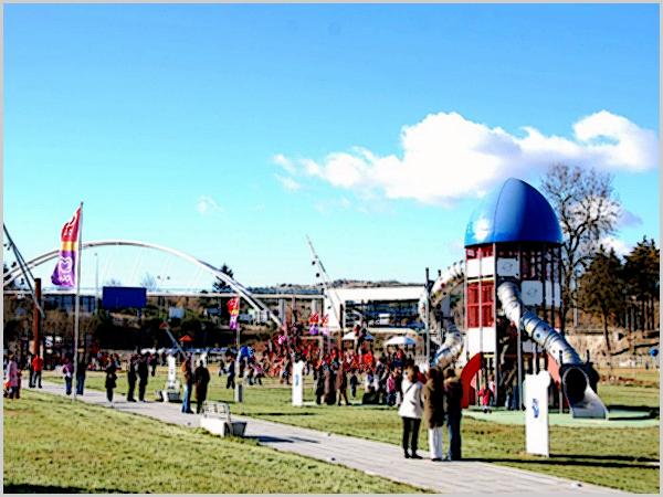 Guarda – Inaugurado o Parque Urbano do Rio Diz