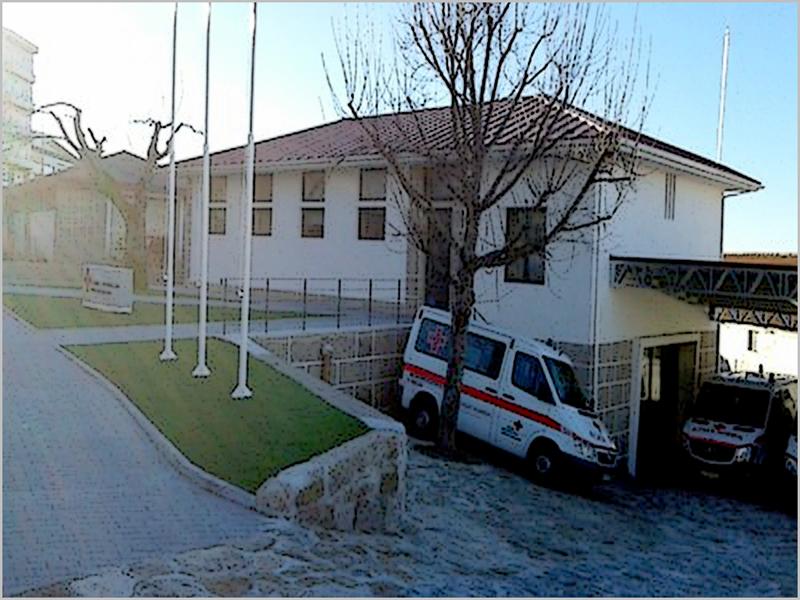 Cruz Vermelha Portuguesa na Guarda desde 1870!
