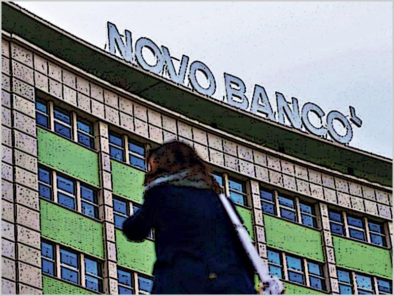 Guerra jurídica com o fundo financeiro Lone Star, dono do NovoBanco