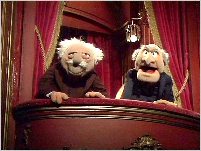 Os Marretas - Muppets Show - capeiaarraiana.pt