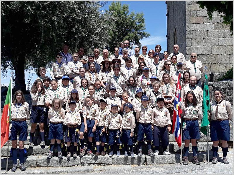 Agrupamento 1335 de Aldeia de Joanes - capeiaarraiana.pt