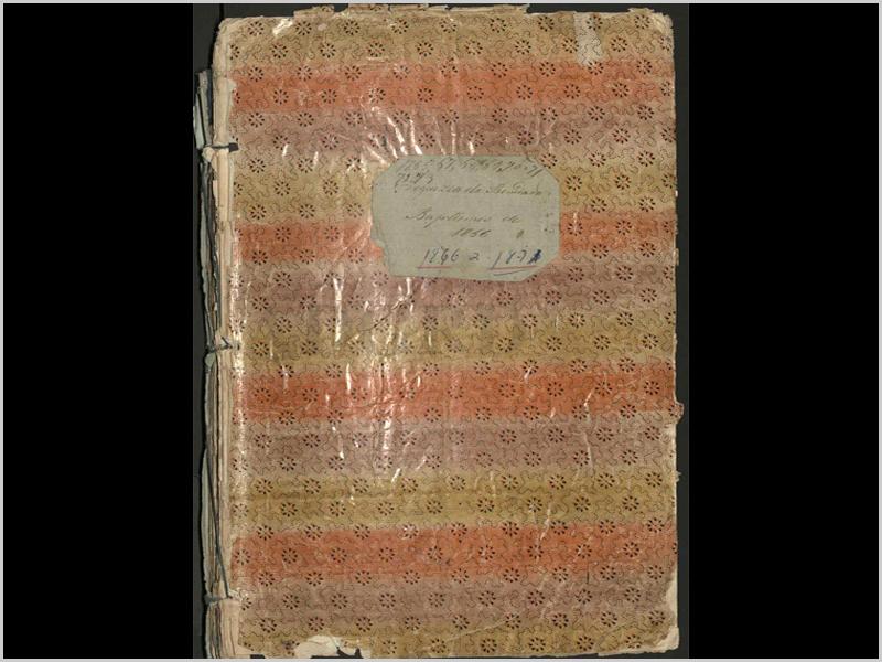 Arquivo Distrital da Guarda, Livro de Registo de Baptismos da Bendada - Entre 1 de Julho de 1866 e 31 de Dezembro de 1871 - capeiaarraiana.pt