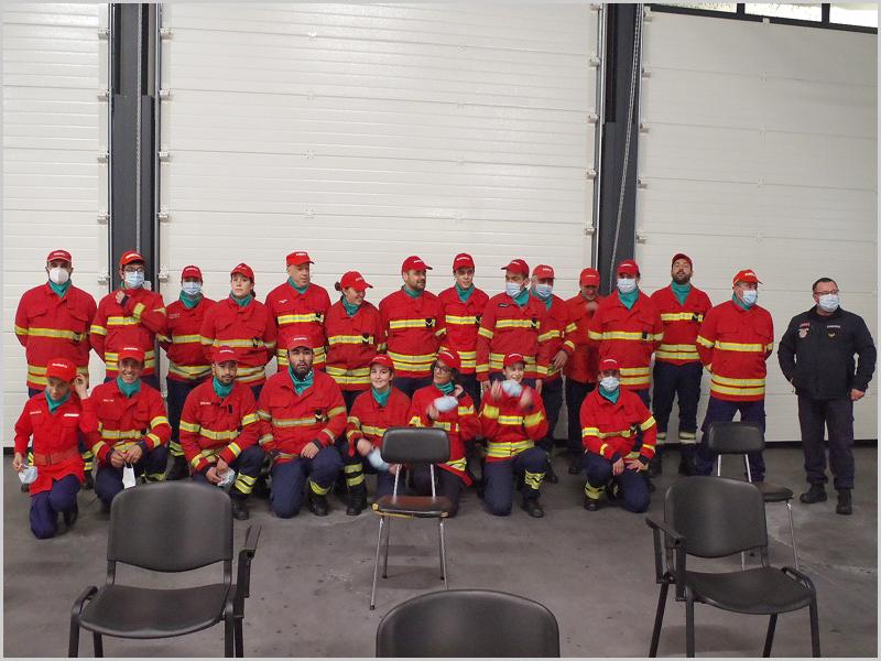 Corpo de Bombeiros Voluntários do Sabugal - capeiaarraiana.pt