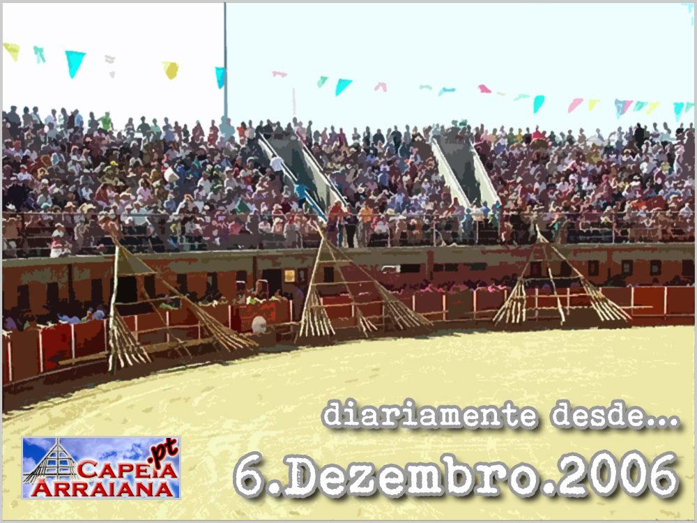 6 de Dezembro de 2020 - 14.º Aniversário do Capeia Arraiana