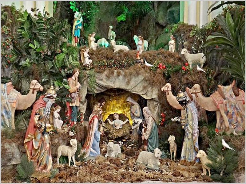Presépio de Natal - capeiaarraiana.pt