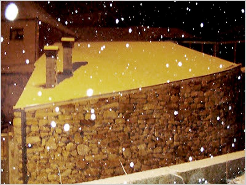 O dia ficou de noite bem cedo e começou a nevar - capeiaarraiana.pt