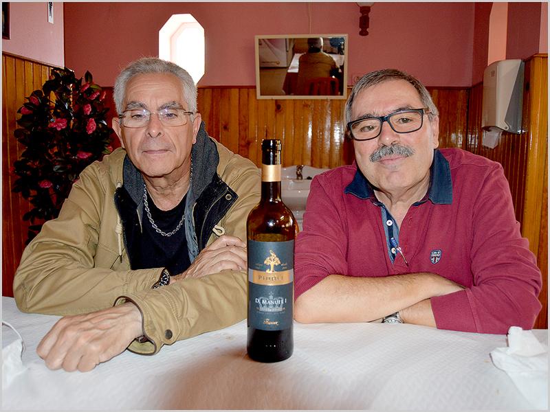 António Emídio e Fernando Capelo - capeiaarraiana.pt