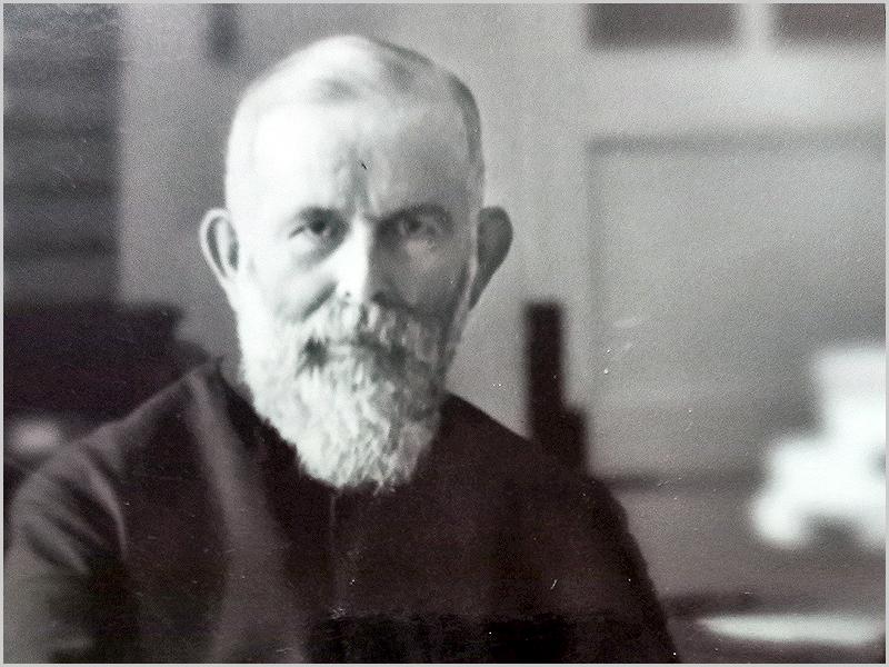 Padre João Maria Haw