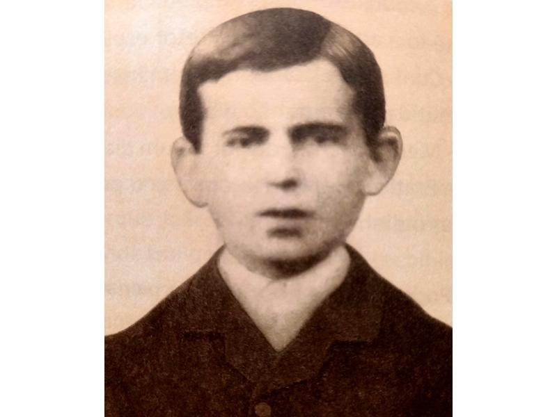O jovem João Maria