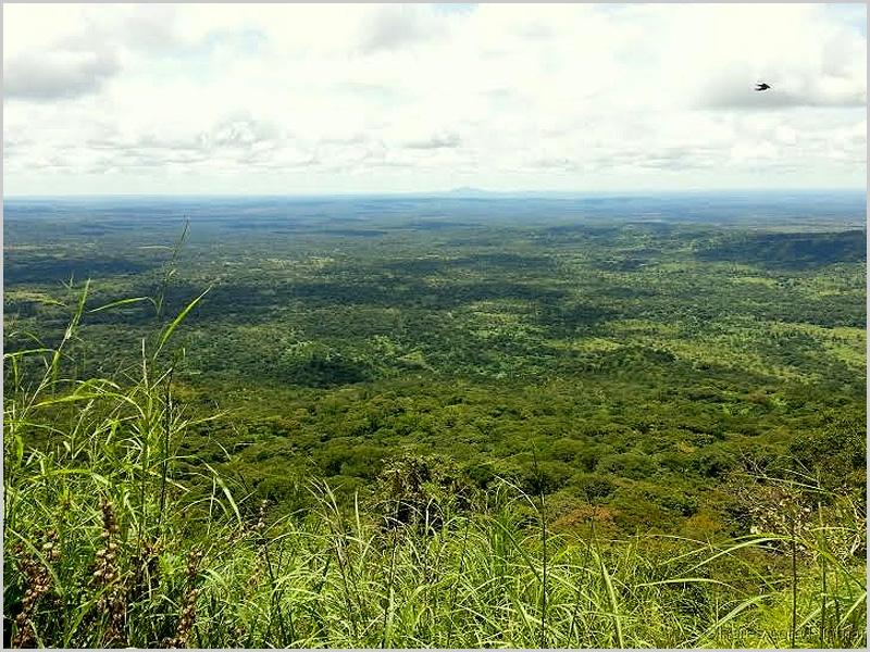 Baixa de Cassanje em Angola