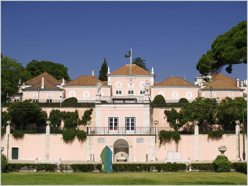 Palácio de Belém - Residência oficial do Presidente da República Portuguesa