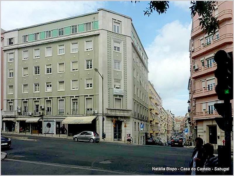 Casa do Concelho do Sabugal em Lisboa (foto: Natália Bispo)