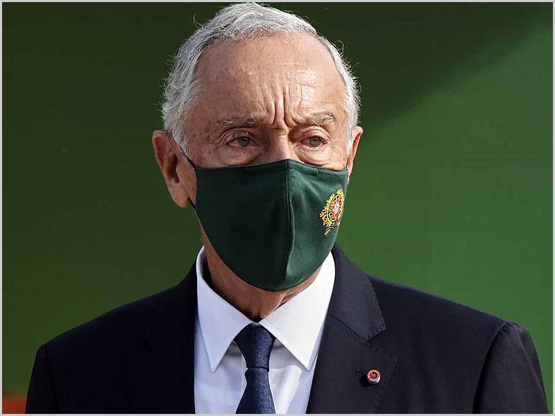 Presidente da República Marcelo Rebelo de Sousa - adiar ou não as eleições?