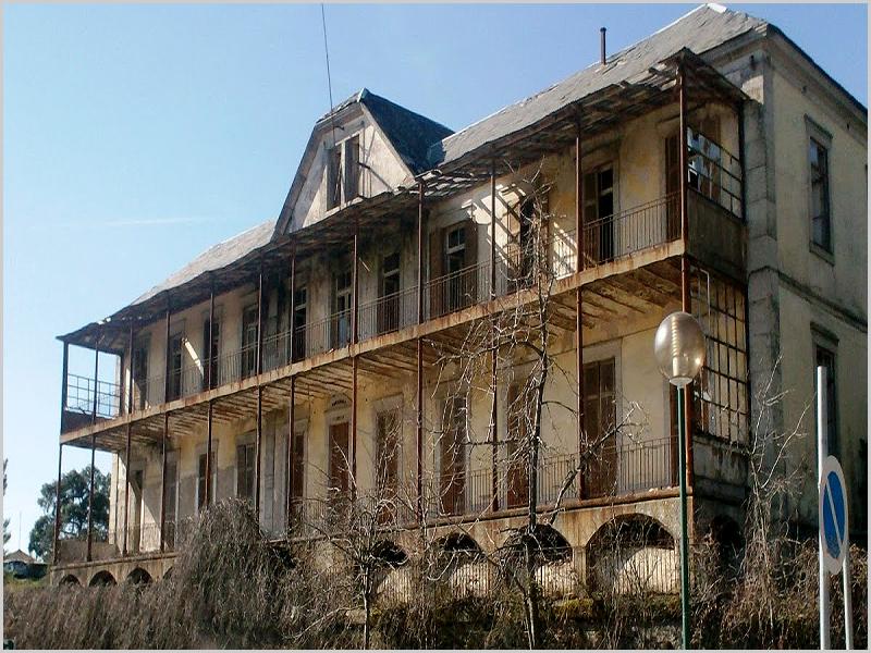 Câmara Municipal da Guarda quer a recuperação do Sanatório Sousa Martins