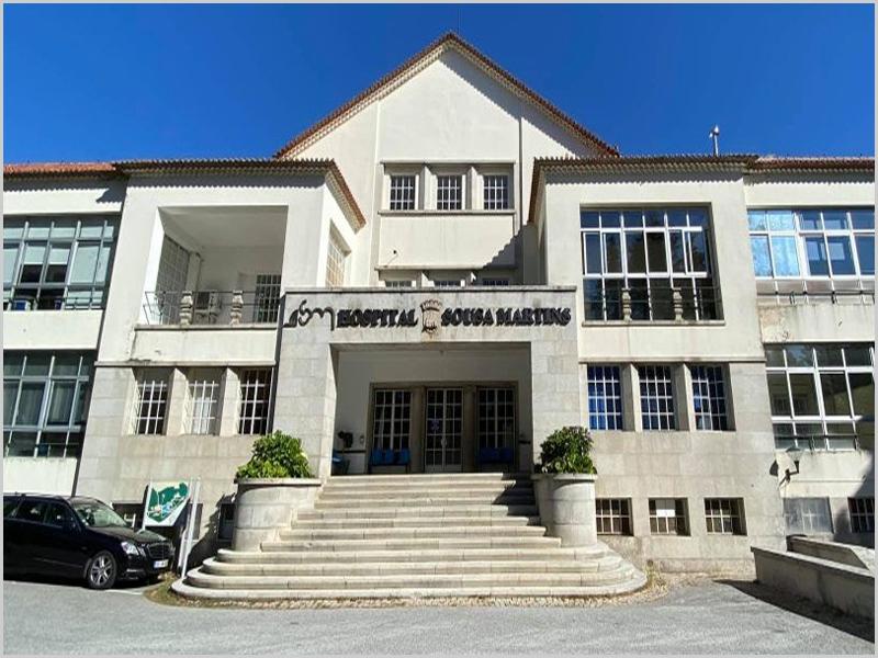 Hospital Sousa Martins na Guarda