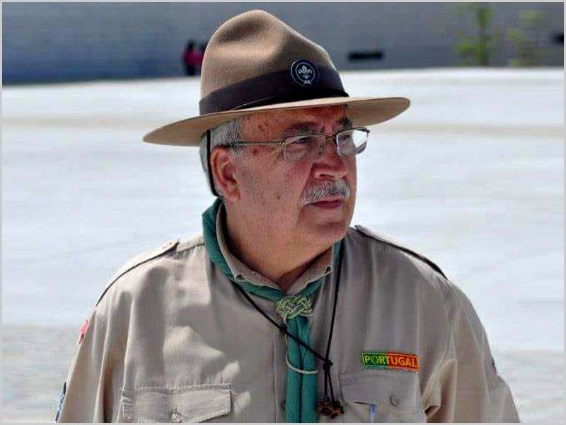 António Bento Duarte, Chefe Regional Emérito da região da Guarda