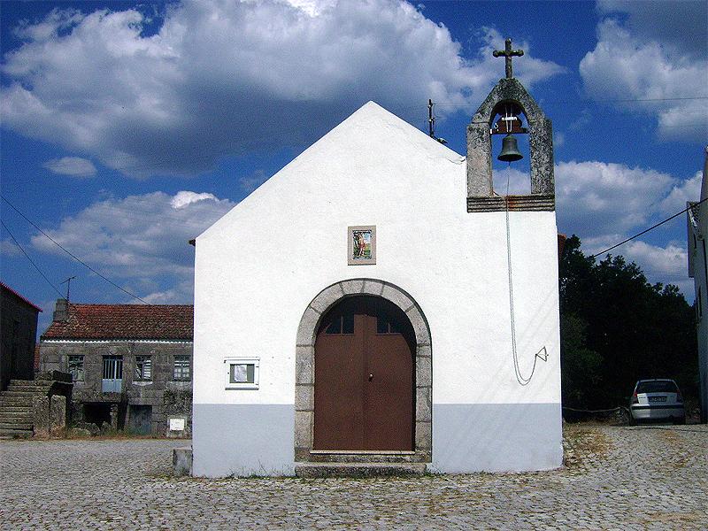 Capela de São Sebastião em Águas Belas