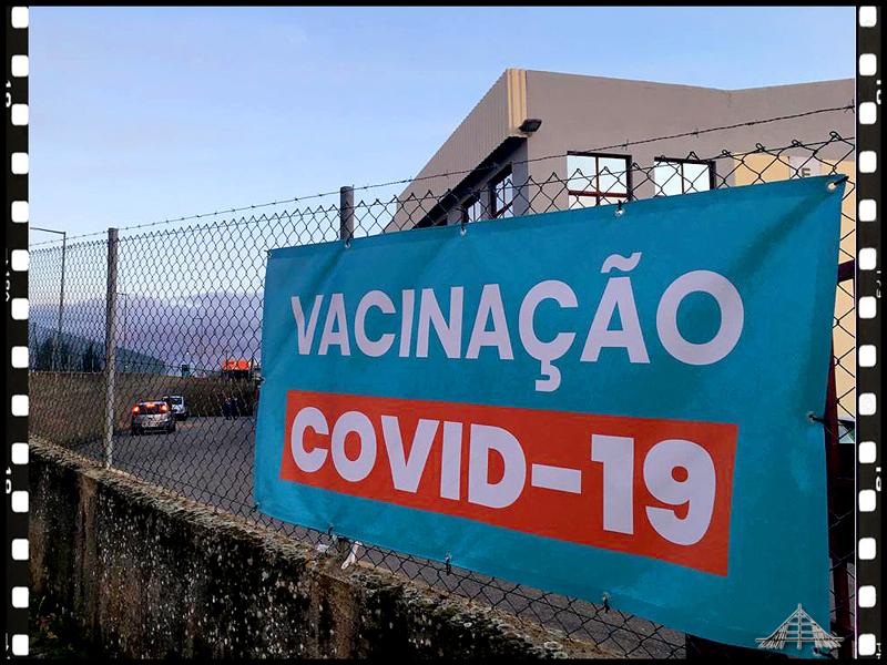 Centro de Vacinação Covid-19 na Expo Sabugal