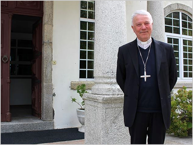D. Manuel Felício - Bispo da Guarda
