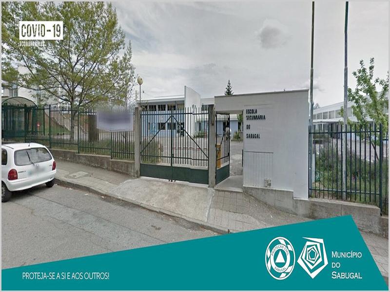 Sabugal – escola de acolhimento