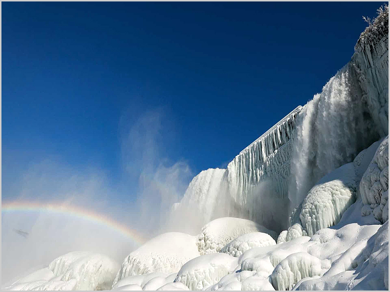 Cataratas do Niagára no Canadá