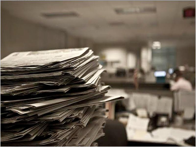Corrupção apoia-se na burocracia