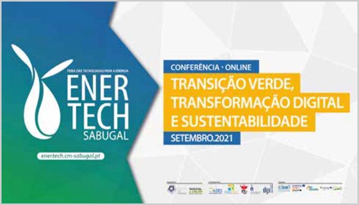 Conferencia online Enertech2021 em Setembro