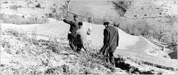 Como sabe muitas vezes os emigrantes eram abandonados nas serras espanholas e francesas pelo passador